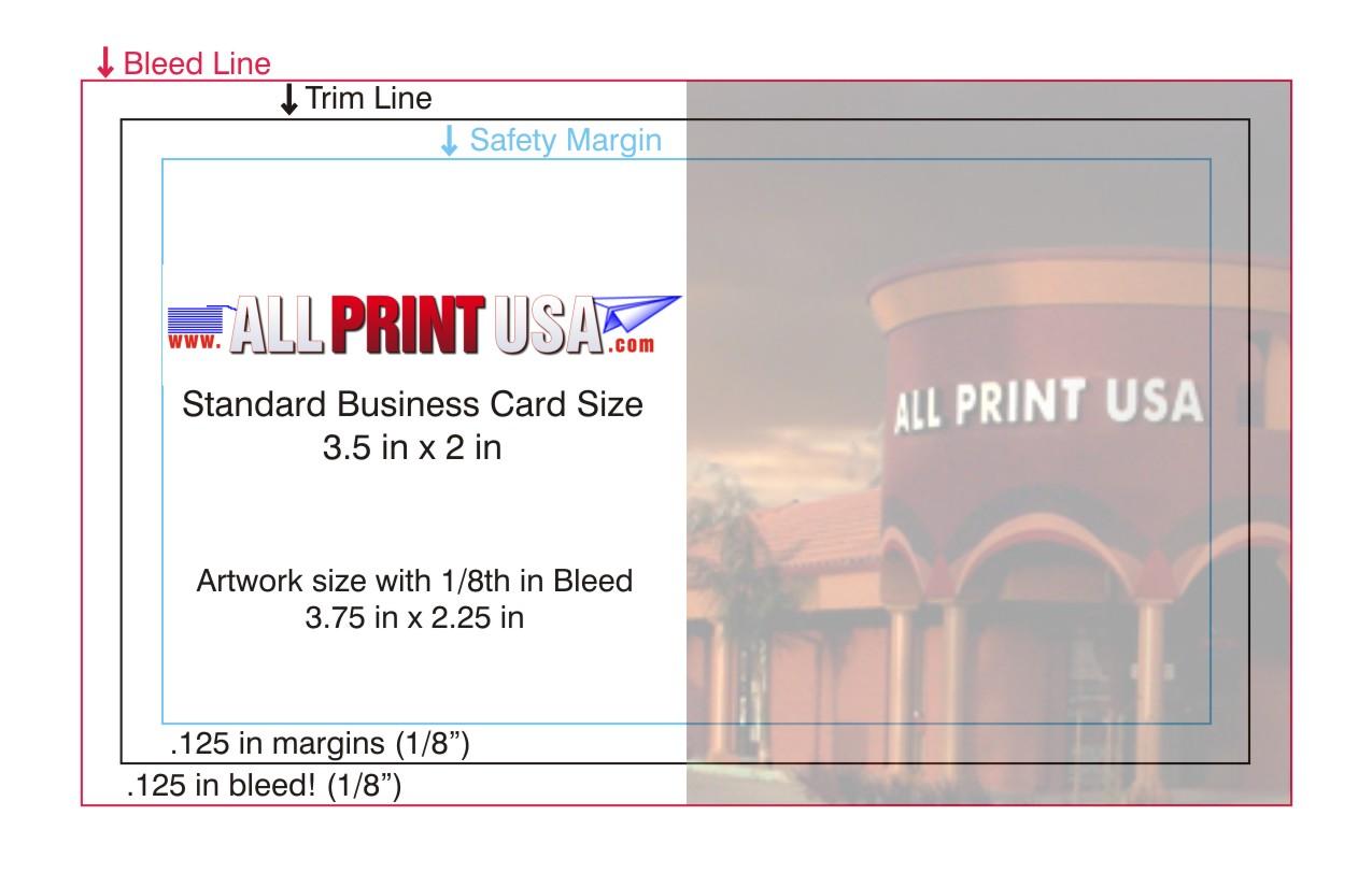 bleeds printing